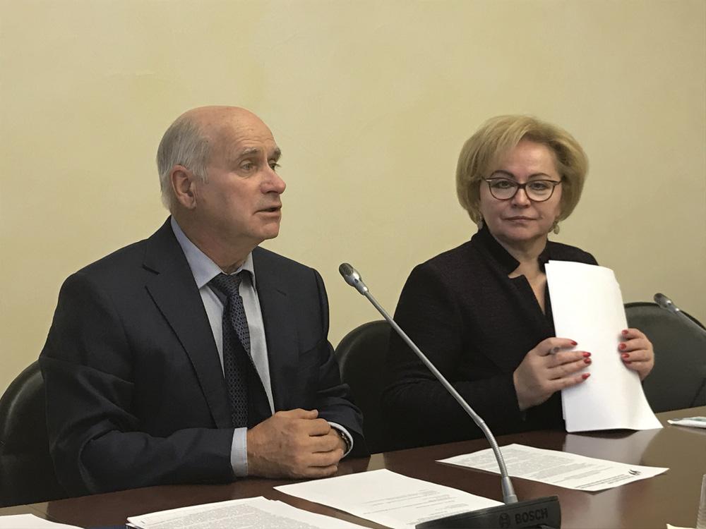 Заседание Экспертного Совета Фото 1