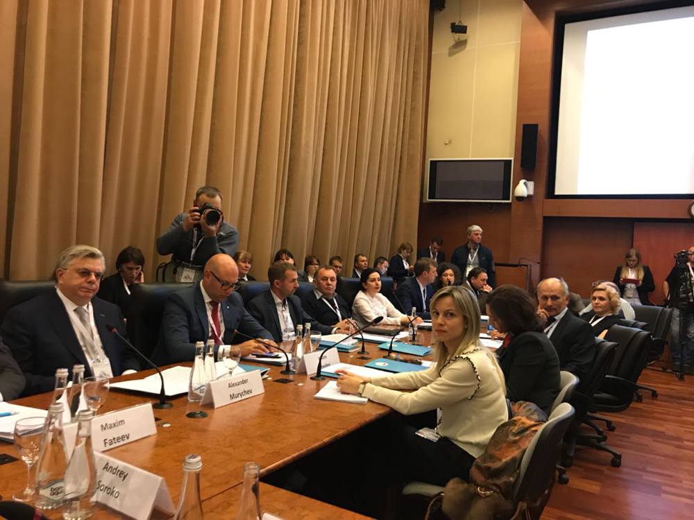 Открытое заседание Президиума НАСДОБР Фото 4
