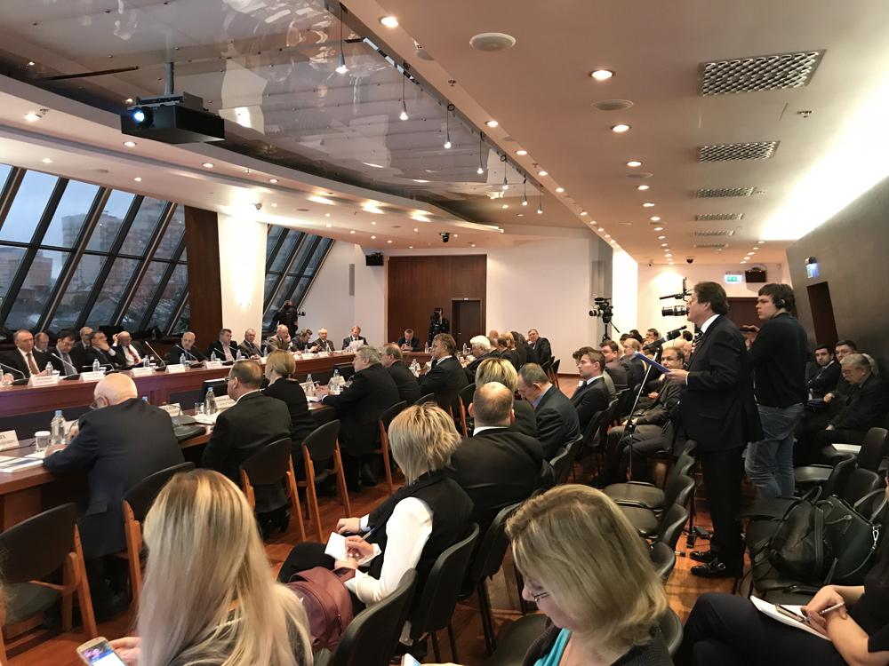 Заседание Совета руководителей объединений предпринимателей - членов ТПП РФ Фото 4