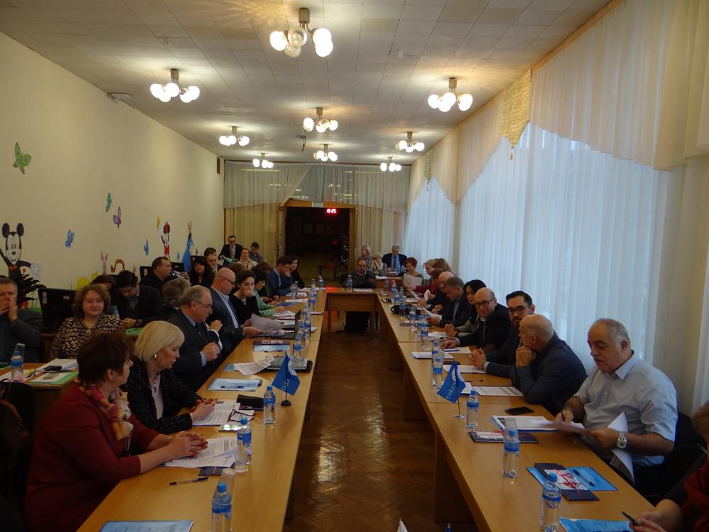 Итоговое заседание Совета РАБО №5/2017 Фото 2