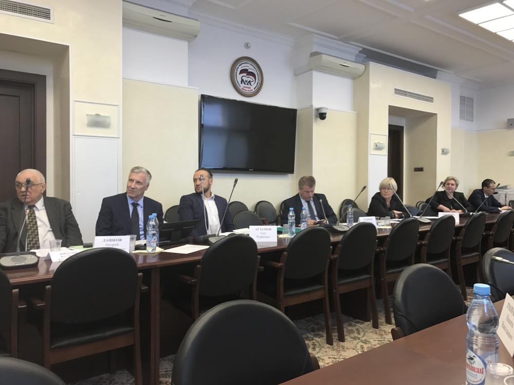 Заседание Экспертного Совета Фото 5